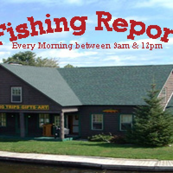 Old AuSable Fly Shop - Fishing Reports - Q100 WQON Y101 WGRY